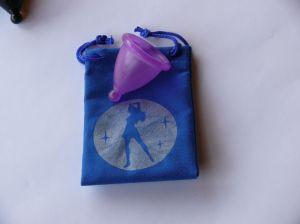 MeLuna with bag