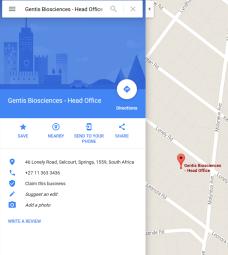 gentis.address